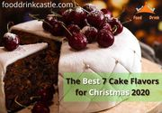 7 Best Christmas Cake Flavors that make your christmas special