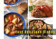10 Easy Delicious Dishes To Prepare For Family | FoodDrinkCastle.Com